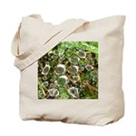 Dew on Grass 1x2 Tote Bag