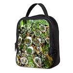 Dew on Grass 1x2 Neoprene Lunch Bag