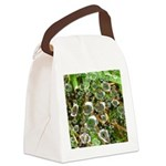 Dew on Grass 1x2 Canvas Lunch Bag