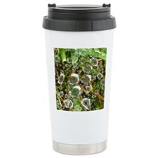 Dew on Grass 1x2 Travel Mug