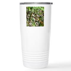 Dew on Grass 1x2 Travel Mug