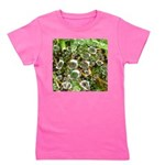 Dew on Grass 1x2 Girl's Tee