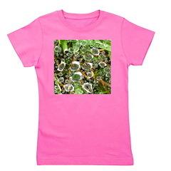 Dew on Grass 1x2 Girl's Tee