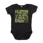 Dew on Grass 1x2 Baby Bodysuit