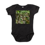 Dew on Grass 1x2 Baby Bodysuit