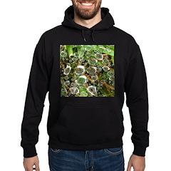 Dew on Grass 1x2 Hoodie