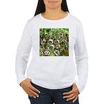Dew on Grass 1x2 Long Sleeve T-Shirt
