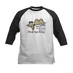 Everyday Should Be Hump Day Kids Baseball Jersey