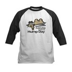 Everyday Should Be Hump Day Kids Baseball Jersey