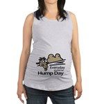 Everyday Should Be Hump Day Maternity Tank Top