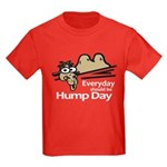 Everyday Should Be Hump Day Kids Dark T-Shirt