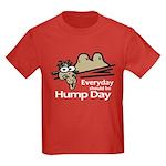 Everyday Should Be Hump Day Kids Dark T-Shirt