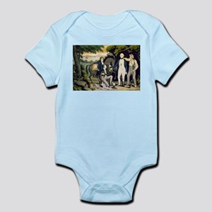 The Capture of Andre 1780 - 1845 Infant Bodysuit