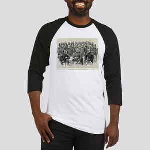 The champions of the Union - 1861 Baseball Tee