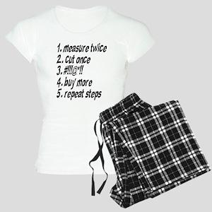 Repeat Steps Women's Light Pajamas