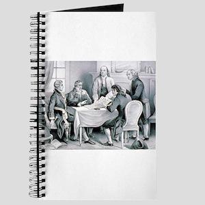 The Declaration committee - 1876 Journal