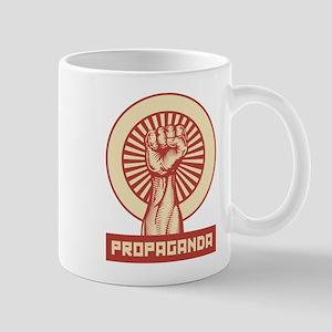 Propaganda Fist Mug