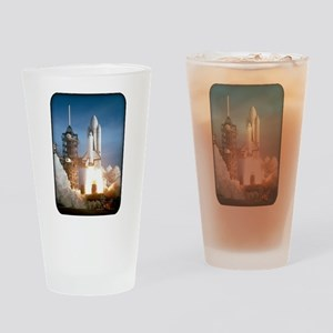 Space - Shuttle - NASA Drinking Glass