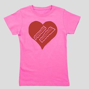 Love Bacon? Girl's Tee