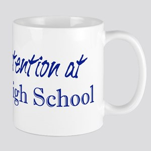 Shermer High School Detention Mug