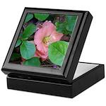 Camellia Japonica Keepsake Box