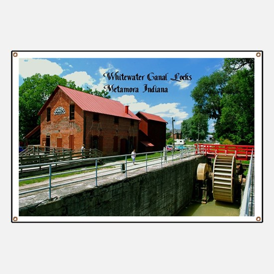 Whitewater Canal  Banner