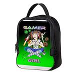 gamergirlsquare Neoprene Lunch Bag