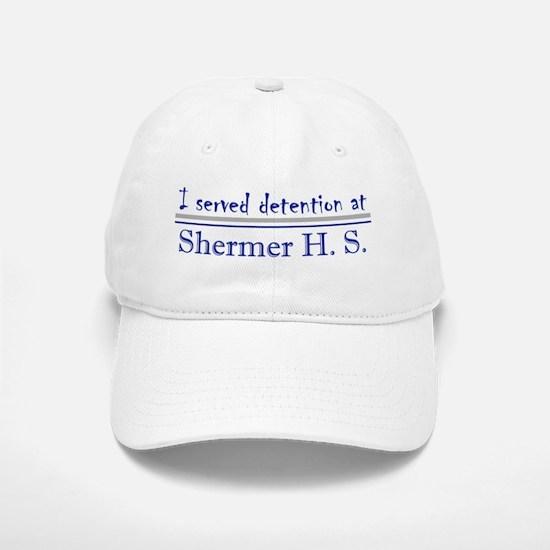 Shermer High School Detention II Baseball Baseball Cap