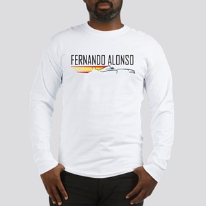 fernando alonso Long Sleeve T-Shirt