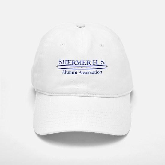 Shermer High School Alumni Association Baseball Baseball Cap