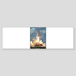 Space - Shuttle - NASA Bumper Sticker