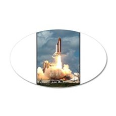 Space - Shuttle - NASA Wall Decal
