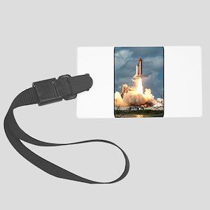 Space - Shuttle - NASA Luggage Tag