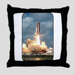 Space - Shuttle - NASA Throw Pillow