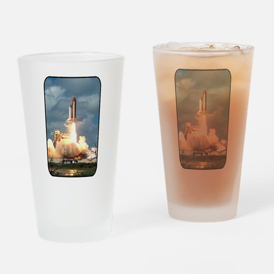 Space - Shuttle - NASA Drinking Glass