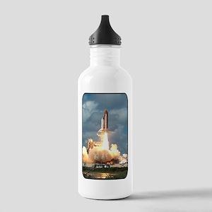 Space - Shuttle - NASA Water Bottle
