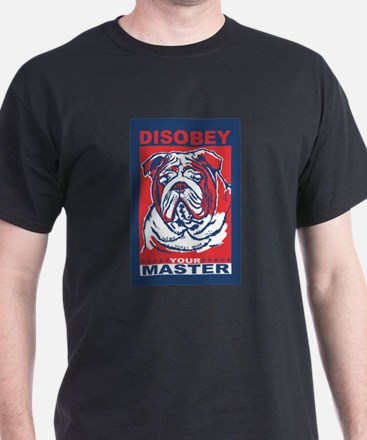 Disobey Your Master T-Shirt