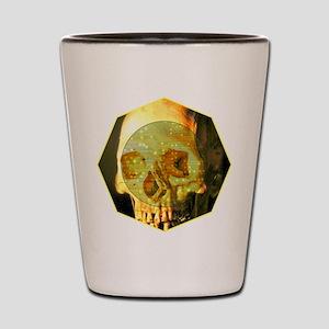 Skull - Death - Skeleton - Tech Shot Glass