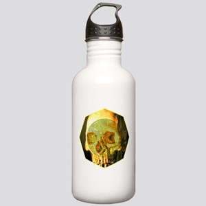 Skull - Death - Skeleton - Tech Water Bottle
