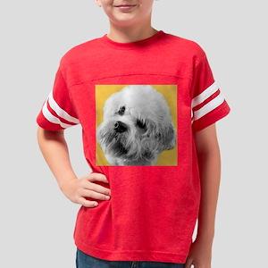 dandie yellow10x10cm Youth Football Shirt