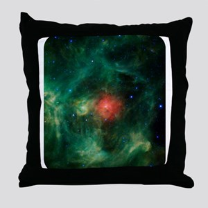 Space - Galaxy - Stars Throw Pillow