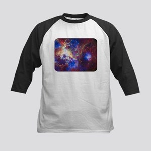 Space - Galaxy - Stars Baseball Jersey
