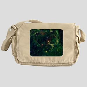 Space - Universe - Stars Messenger Bag