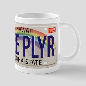 US Uke License Plate Mug