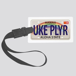 US Uke License Plate Luggage Tag