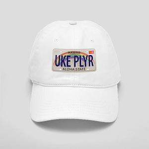 US Uke License Plate Baseball Cap