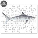 Tiger Shark f Puzzle