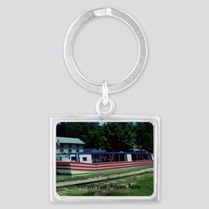 Whitewater Canal Landscape Keychain