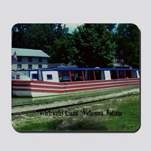 Whitewater Canal Mousepad