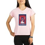 Disobey Your Master Chihuahua Peformance Dry T-Shi